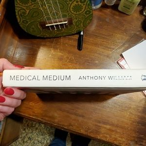 Other - Medical medium book